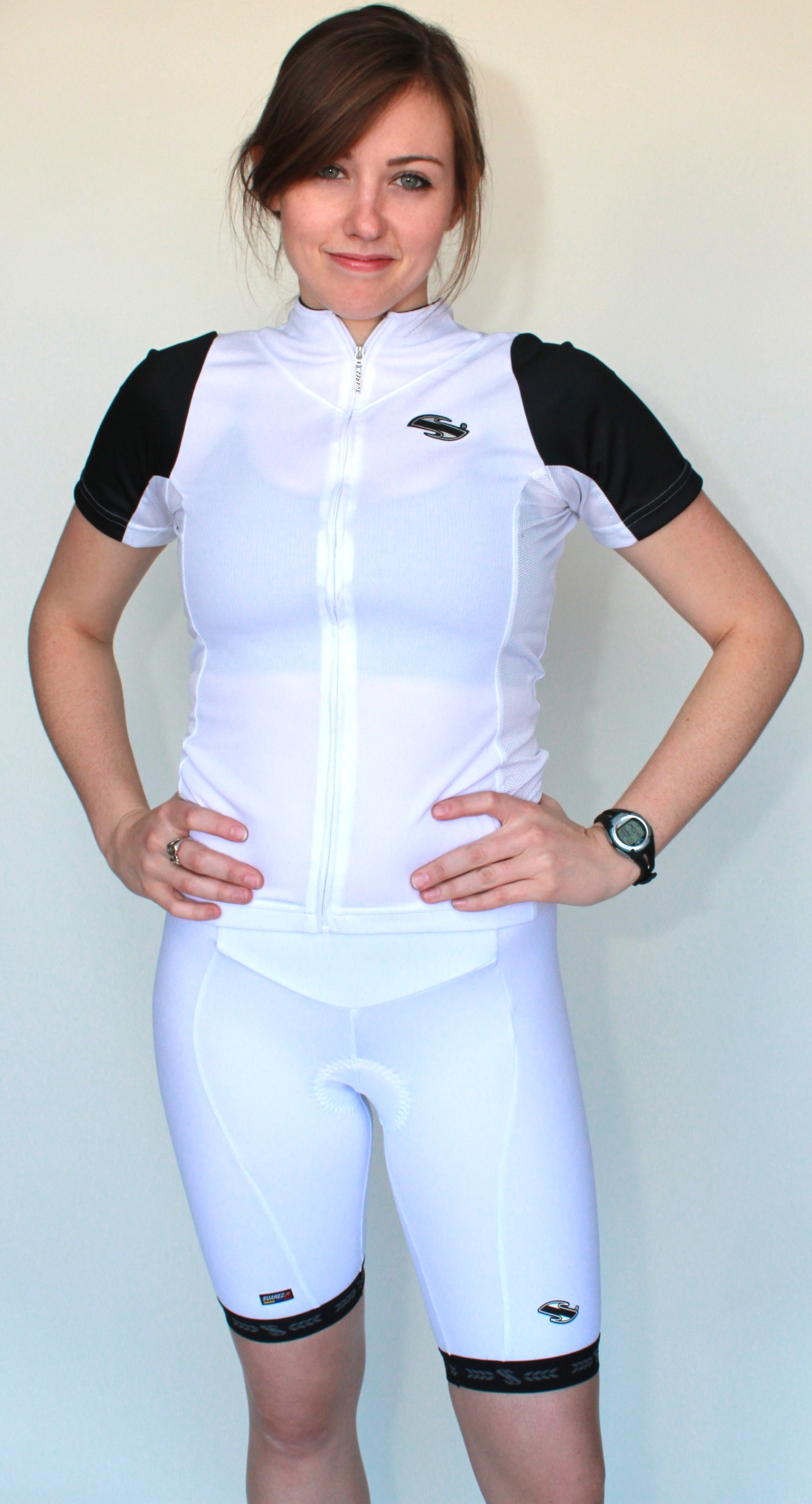 Find white cycling shorts at ShopStyle. Shop the latest collection of white cycling shorts from the most popular stores - all in one place.