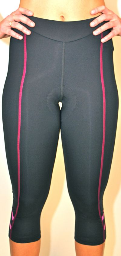 Indoor Group Cycling Capris Terry Bella Knicker